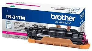 Original TN-217M Toner Brother Magenta TN217M 2.300Páginas