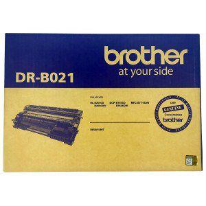 DR-B021 - Cilindro Original Brother DRB021 Preto - 12.000 Páginas