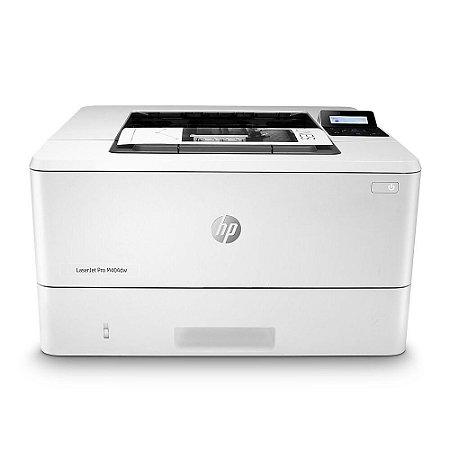 M404DW Impressora HP LaserJet Monocromatica Pro - 110-127v