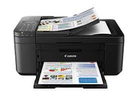 Multifuncional Canon Pixma E4210, Impressora, Copiadora, Scanner e Fax -  Wifi