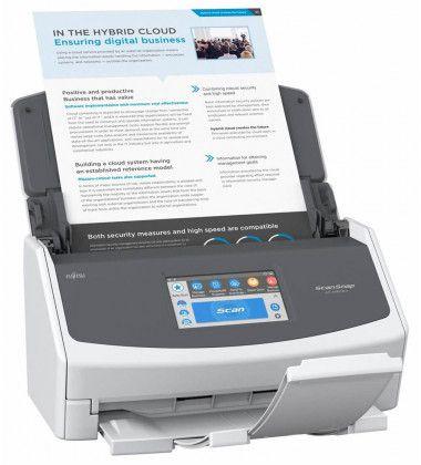 IX-1500 Scanner Fujitsu ScanSnap iX1500 A4 Duplex Wifi