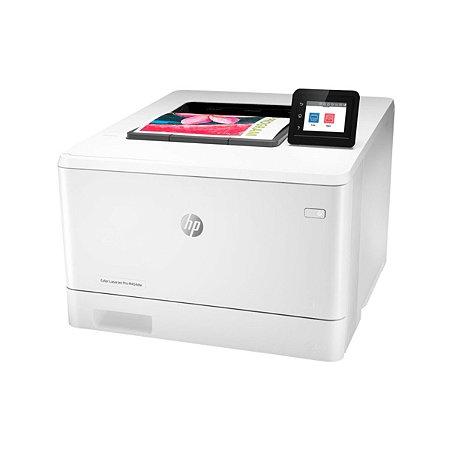 M454DW Impressora Laser Colorida PRO HP W1Y45A Wireless e Duplex