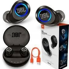JBLFREEXBLKBT Fone de Ouvido JBL Free Bluetooth Preto