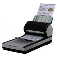 Fi-7260 Scanner Fujitsu Fi7260 A4 Duplex 60ppm Color Flatbed