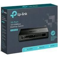 TL-SF1016D Switch 16 portas Tp Link  10/100 Mbps não gerenciável TLSF1016D