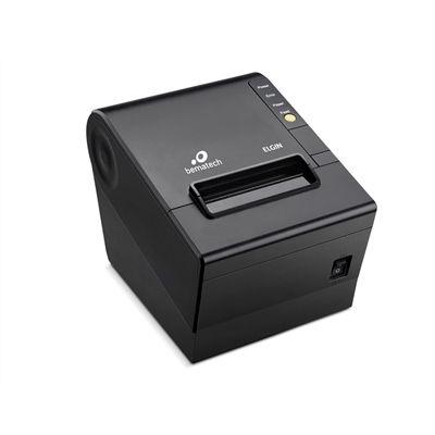I9 Full Impressora Não Fiscal Termica Bematech 46BI9USECKD1 USB Ethernet Serial