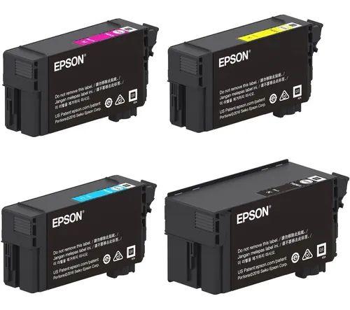 Original T40W T40W120 T40W220 T40W320 T40W420 Kit Cartucho Epson com Quatro Cores