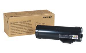 Original 106R02741 Toner Xerox Preto - Autonomia 25.900Páginas