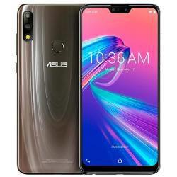MAX PRO M2 Smartphone Zenfone Asus Titanium, com Tela de 6.2, 4G, 64GB e Câmera Dupla de 12MP+5MP - ZB631KL