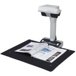SV600 Fujitsu Scanner de Mesa ScanSnap SV-600, Vertical - Torre, A3, Simplex, Bivolt USB