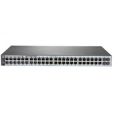J9984A Switch Hp 1820-48G-PoE+(370W) - Gerenciável 48x 10/100/1000Mbps + 4x SFP