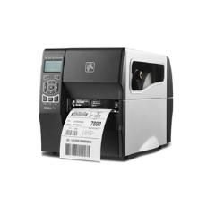 ZT23042 T0A200FZ ZT230 Impressora de Etiqueta Zebra T203dpi USB, Serial, Ethernet