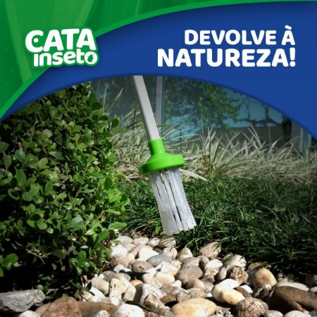 kit - Cata Inseto - 03 Unidades - 10% de Desconto!