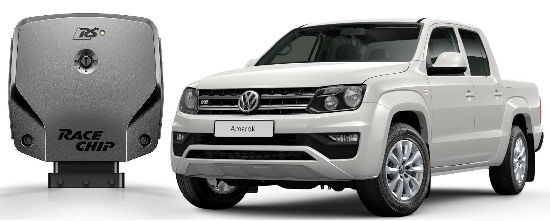 7f0ebbd5b CHIP DE POTENCIA VW AMAROK 3.0 V6 RACECHIP RS PIGGYBACK PLUG & PLAY