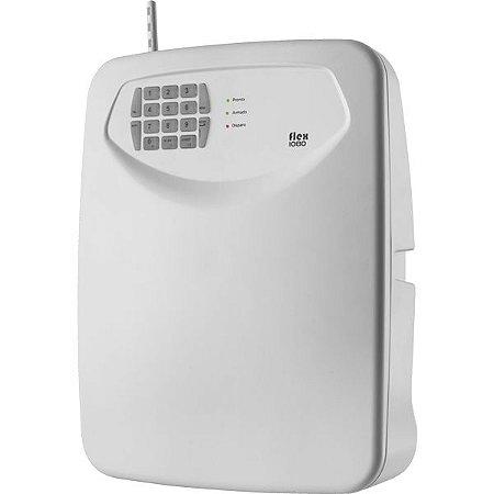 CENTRAL DE ALARME FLEX-1080 C/MOD.GSM C/TX
