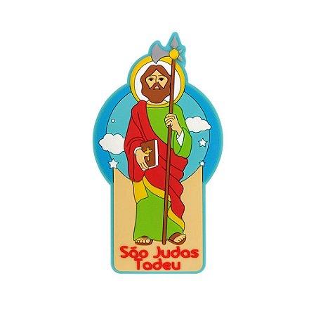 Imã de geladeira São Judas Tadeu - Religioso