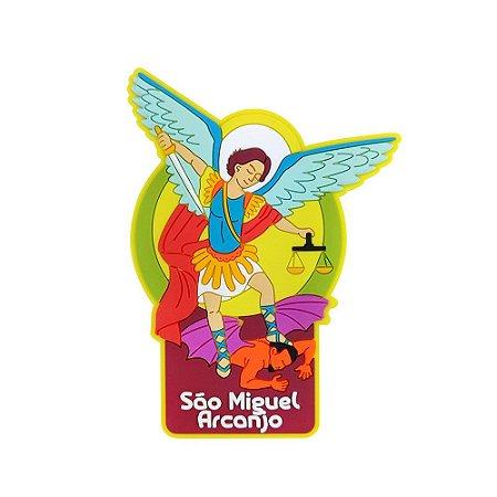 Imã de geladeira São Miguel Arcanjo - Religioso