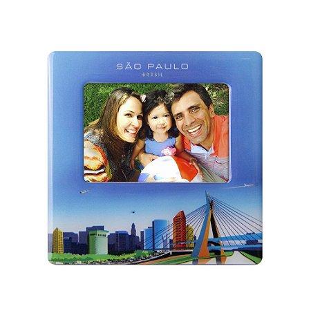 Porta-retrato magnético - São Paulo