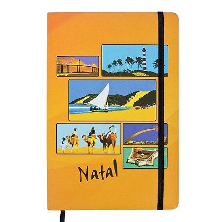 Caderninhos de anotações paisagens - Natal