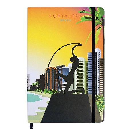 Caderninho de anotações - Fortaleza