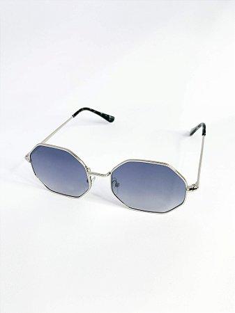 Óculos de sol Perla Prado ref: Amsterdam Cor: Grafite