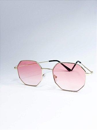 Óculos de sol Perla Prado ref: Louise Cor: Rosa