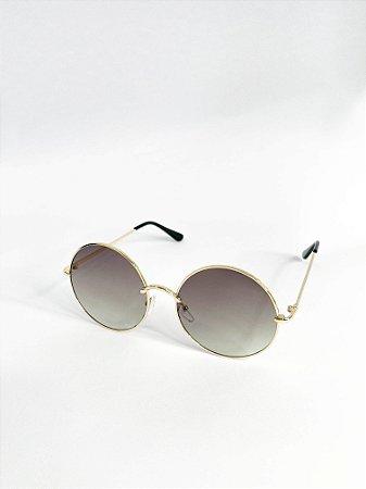 Óculos de sol Perla Prado ref: Istambul Cor: Fumê