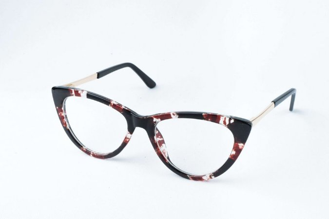 Armação Óculos de Grau Perla Prado - ref: Espanha
