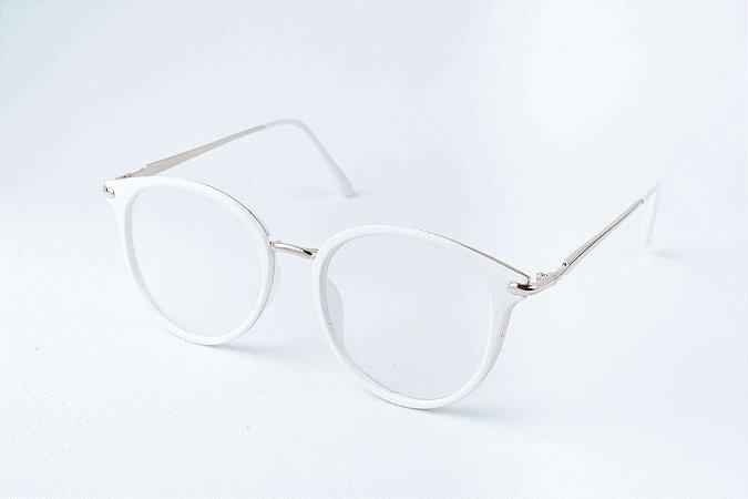 Armação Óculos de Grau Perla Prado - ref: Ive