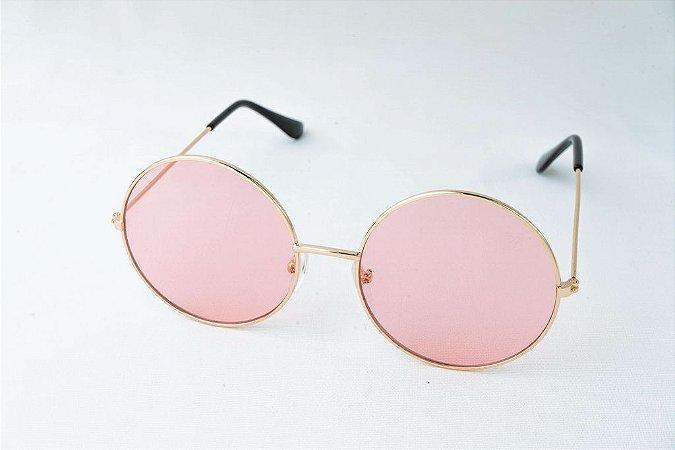 Óculos de sol Perla Prado - ref: Amsterdam Rosa