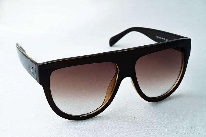 Óculos de Sol Perla Prado - ref: Barcelona Brown
