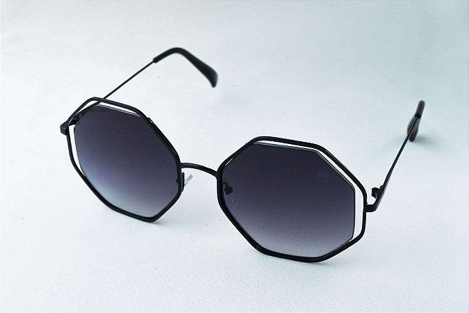 Óculos de sol Perla Prado - ref: Clau Black