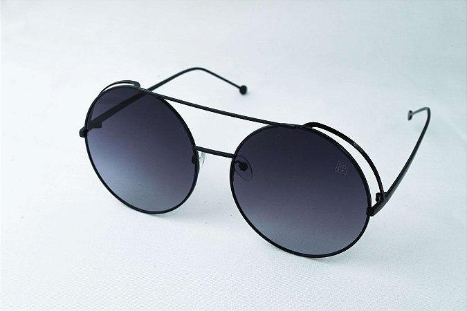 Óculos de Sol Perla Prado - ref: Francis Black