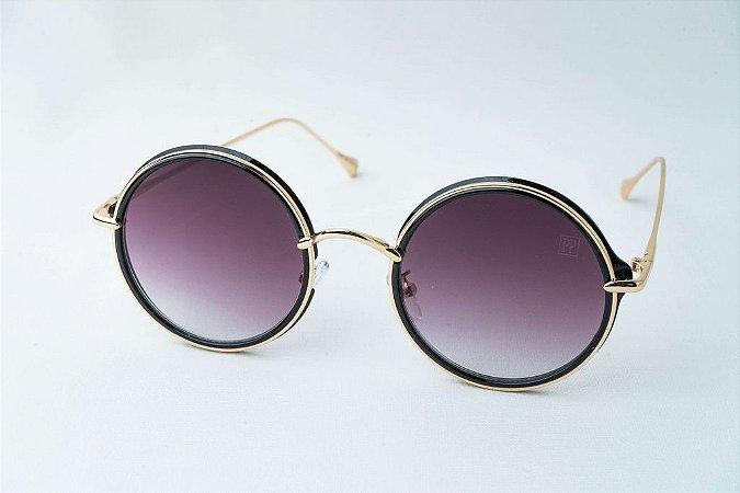 Óculos de sol Perla Prado - ref: Gabi Black