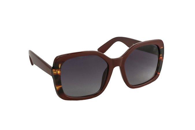 Óculos de sol Perla Prado ref: Óculos Costa Rica Vermelho