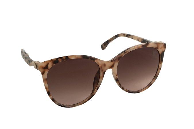 Óculos de sol Perla Prado ref: Óculos Cozumel Turtle Marrom