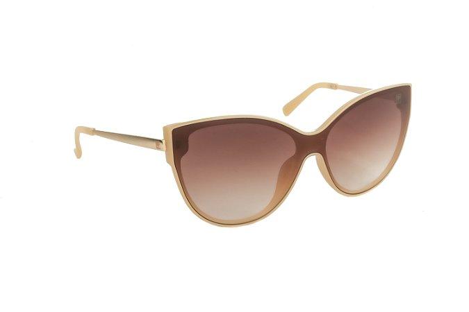 Óculos de sol Perla Prado ref: Solar Punta Ballena  Bege