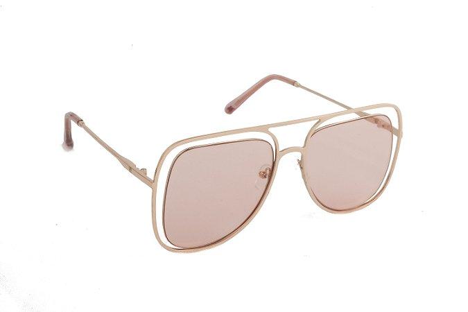 Óculos de sol Perla Prado ref: Solar Ibiza Rosa