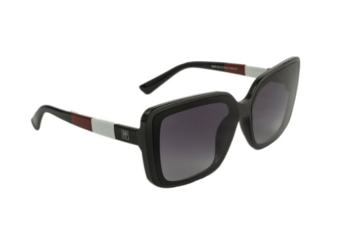 Óculos de sol Perla Prado ref: Óculos Hollywood Preto