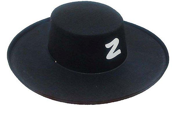 Chapéu Zorro  b7f8f5e839b