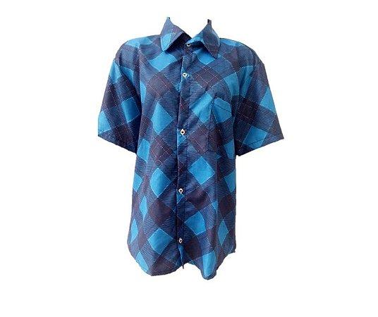 Camisa Adulto Manga Curta Tam M