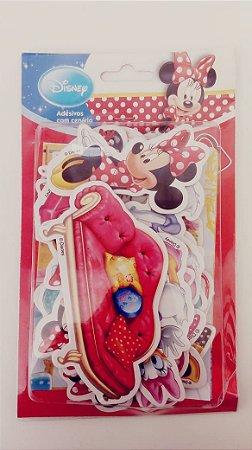 Adesivo com Cenário Disney Minnie - Unidade
