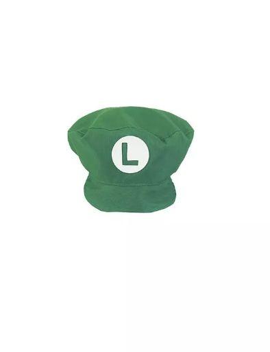 Chapéu Luigi - Infantil - Tam 6