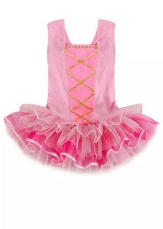 Fantasia Bailarina Infantil Tam 1