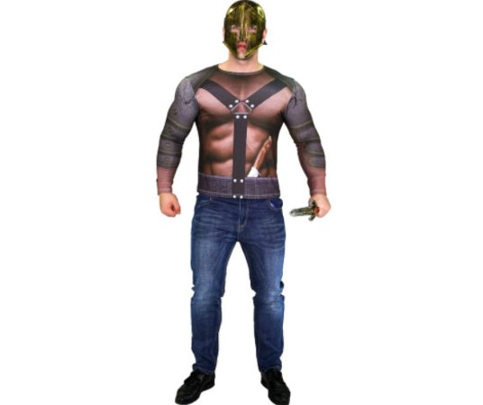 Blusa Gladiador Romano Masculino - USADA