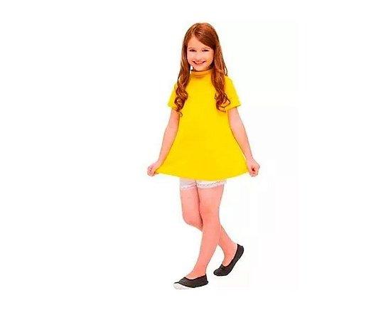 Fantasia Magali infantil tamanho 6
