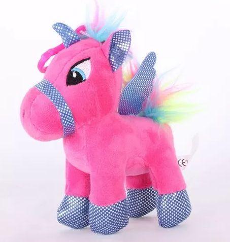 Unicórnio de Pelúcia Pink