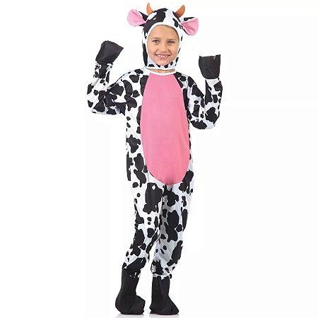 Fantasia Infantil Vaca M