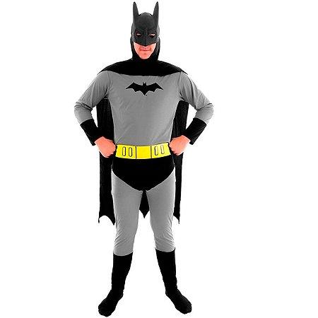 Fantasia Batman adulto G - Usada