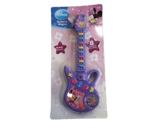 Guitarra musical MInnie